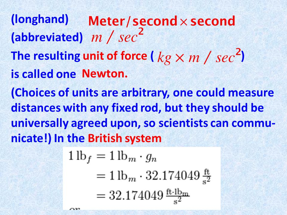 In order to avoid difficulties with changes of direction , that would force us to consider centripetal and centrifugal forces, we will limit ourselves to consider motion along a straight line.