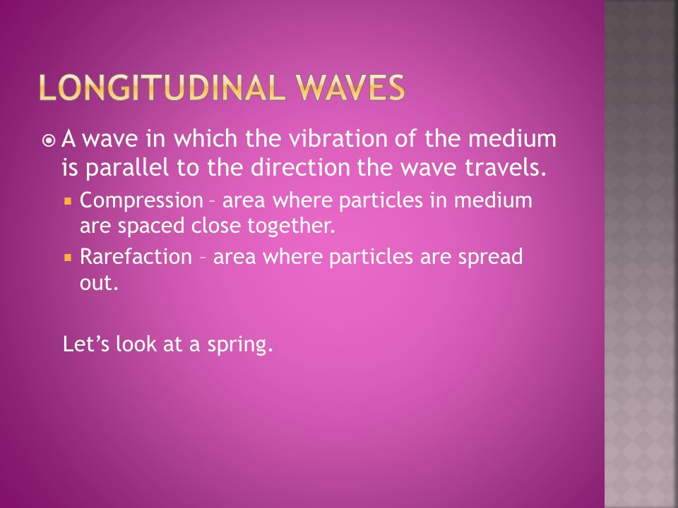  A wave that travels along a surface separating two media.