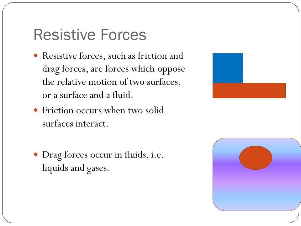 Friction Friction is really just one component of the force between two surfaces.