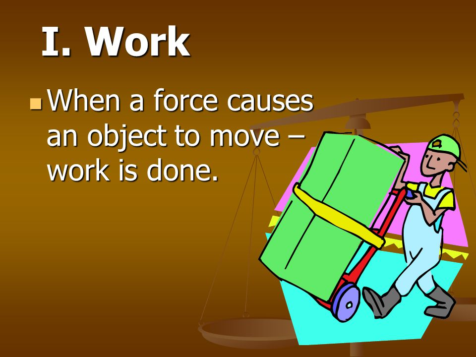 How do machines make work easier.Three (3) Ways: 1.