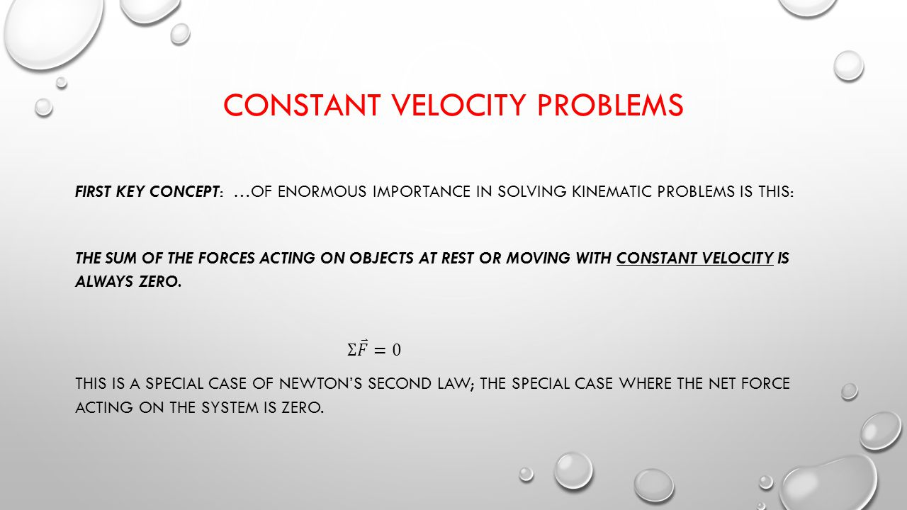 ADD THE FORCES 1)RESOLVE EACH VECTOR INTO ITS X AND Y COMPONENTS.