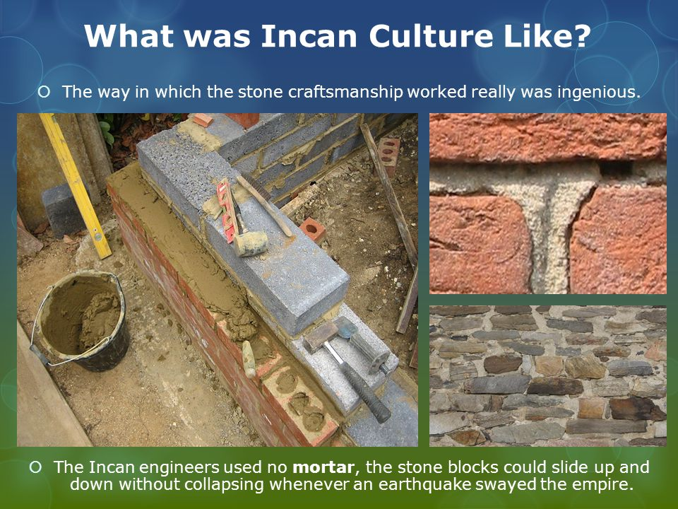 What was Incan Culture Like?