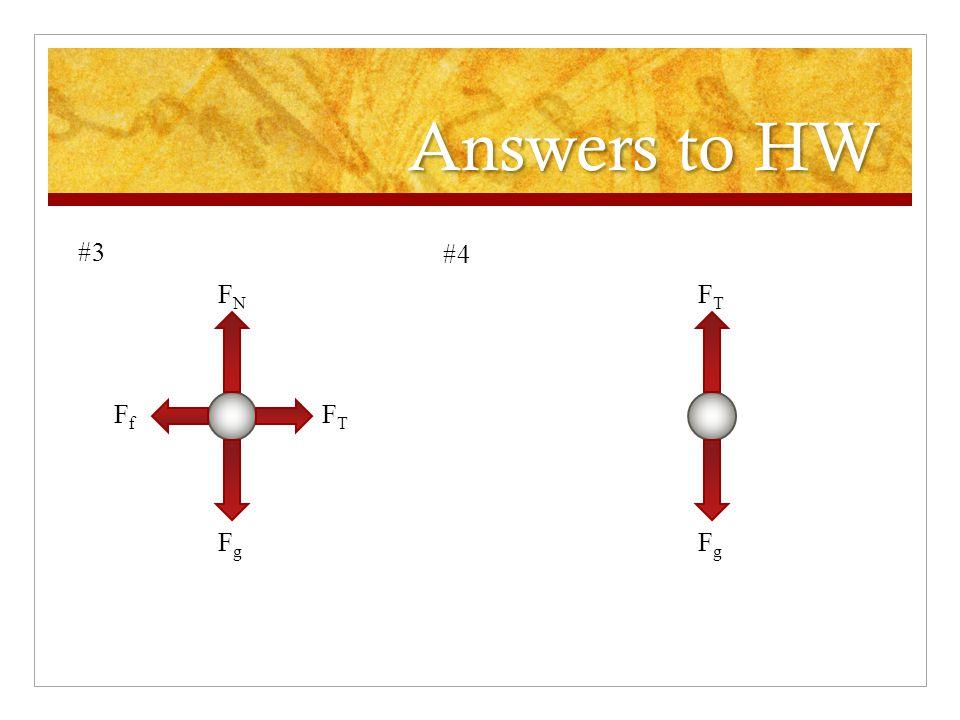 Answers to HW #1 #2 FgFg FgFg FfFf