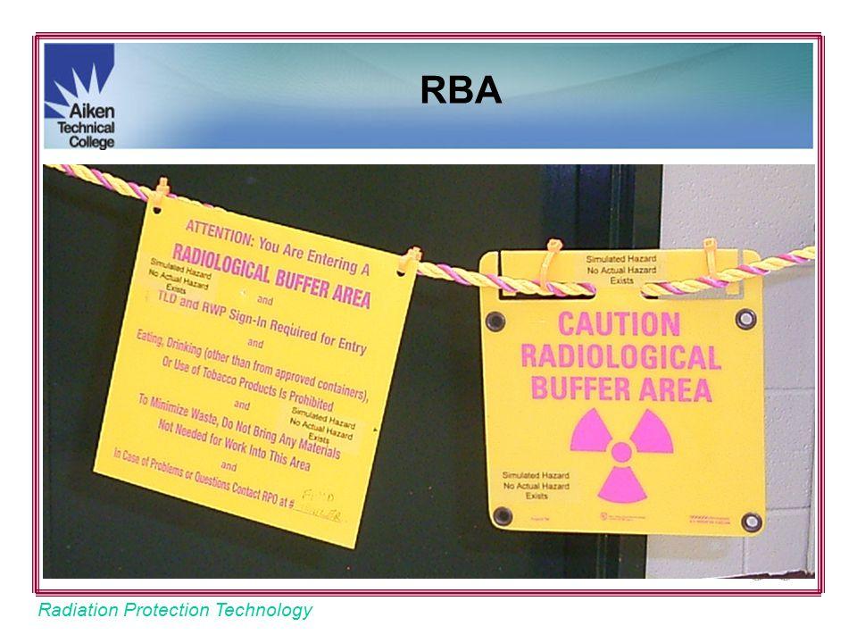 Radiation Protection Technology RBA