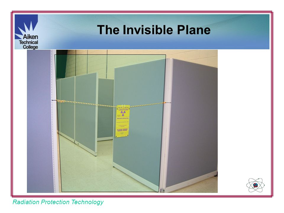 Radiation Protection Technology The Invisible Plane