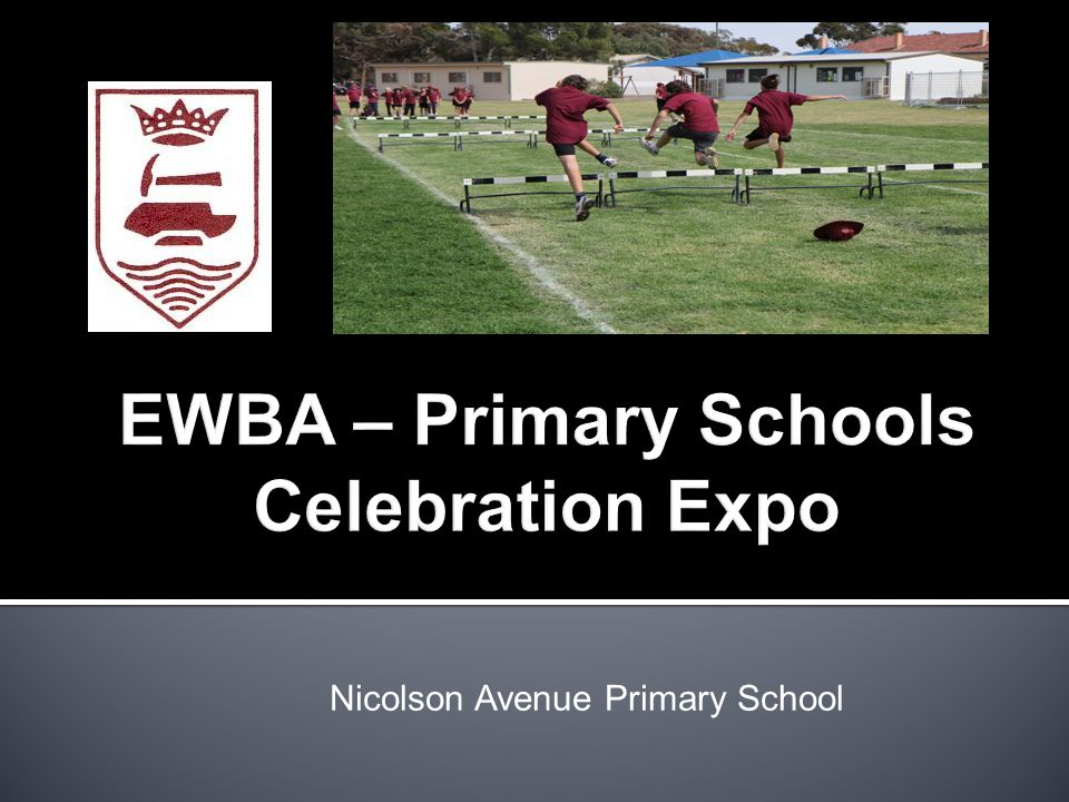 Nicolson Avenue Primary School