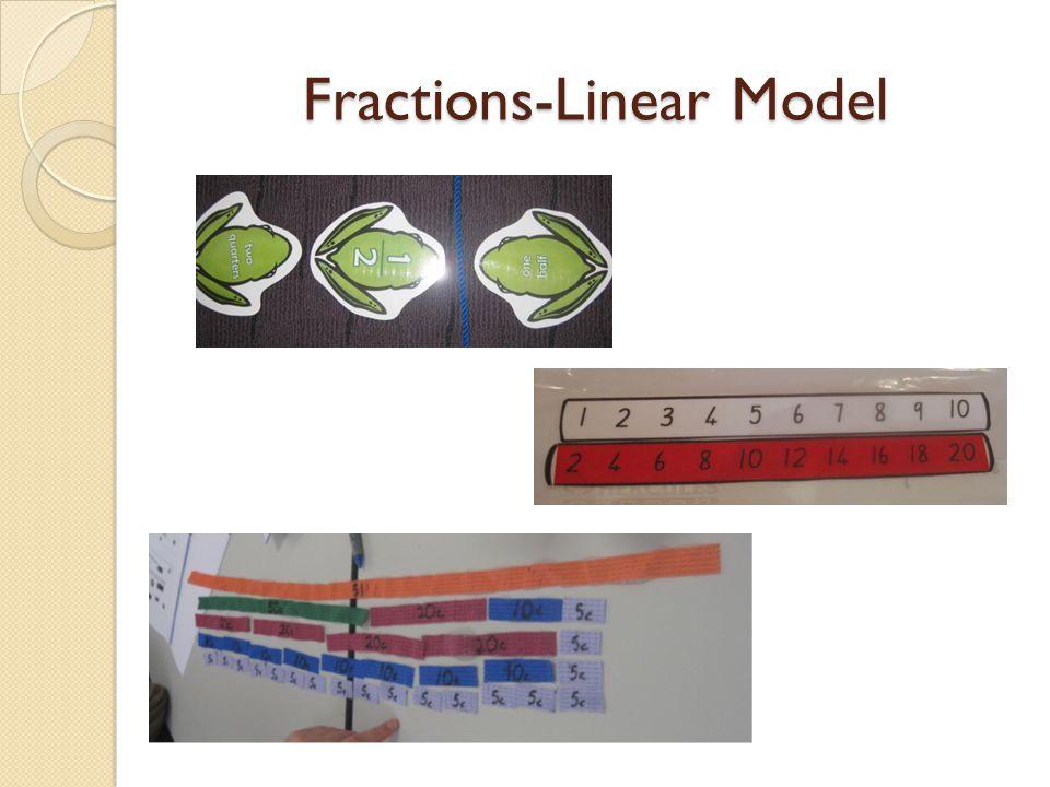 Fractions-Linear Model