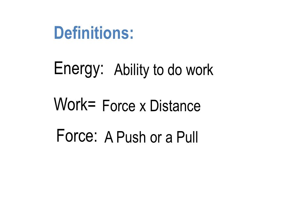 While the inclined plane produces a mechanical advantage, it does so by increasing the distance through which the force must move.