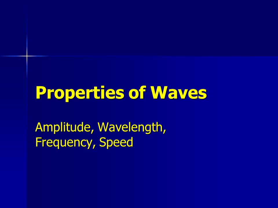 Slide 1 Main Idea How to draw wave diagrams How to draw wave diagramsDetails Draw a transverse wave like a wavy rope Draw a transverse wave like a wavy rope Draw a longitudinal wave like spring (slinky) stretching and compressing Draw a longitudinal wave like spring (slinky) stretching and compressing