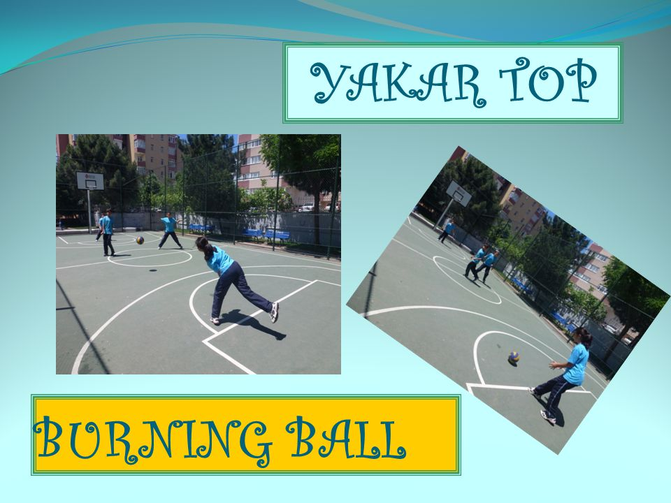 BURNING BALL YAKAR TOP