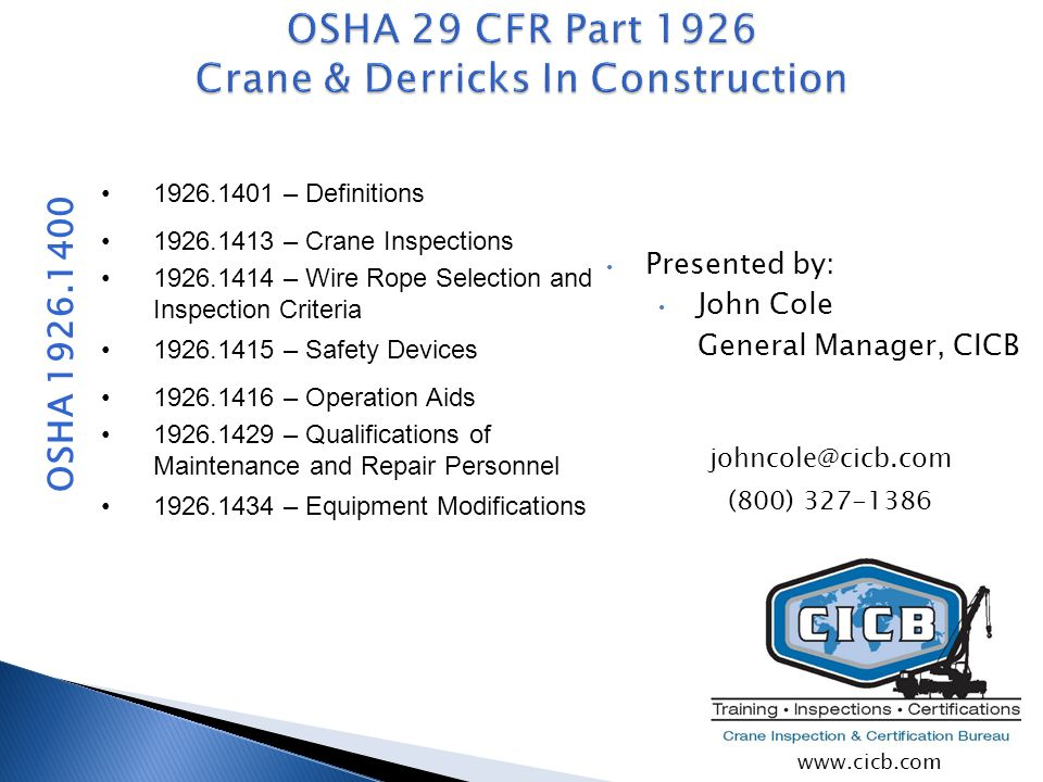  Rotation Resistant Rope Design Criteria  Diameter for Hoist Sheaves  Criteria for Dead Ending Wire Rope www.cicb.com