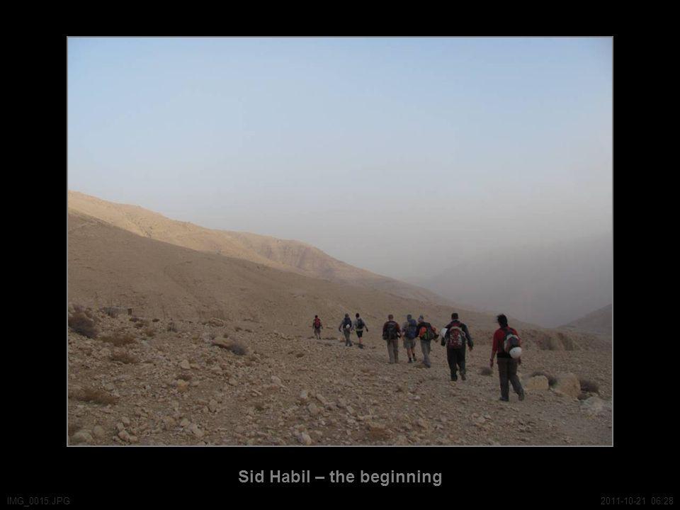 Sid Habil – the beginning IMG_0015.JPG2011-10-21 06:28