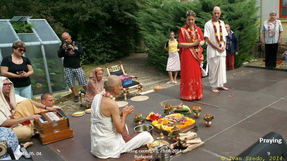 2015. 05. 04. Krishna wedding ceremony, 23.08.2014 Budapest 8