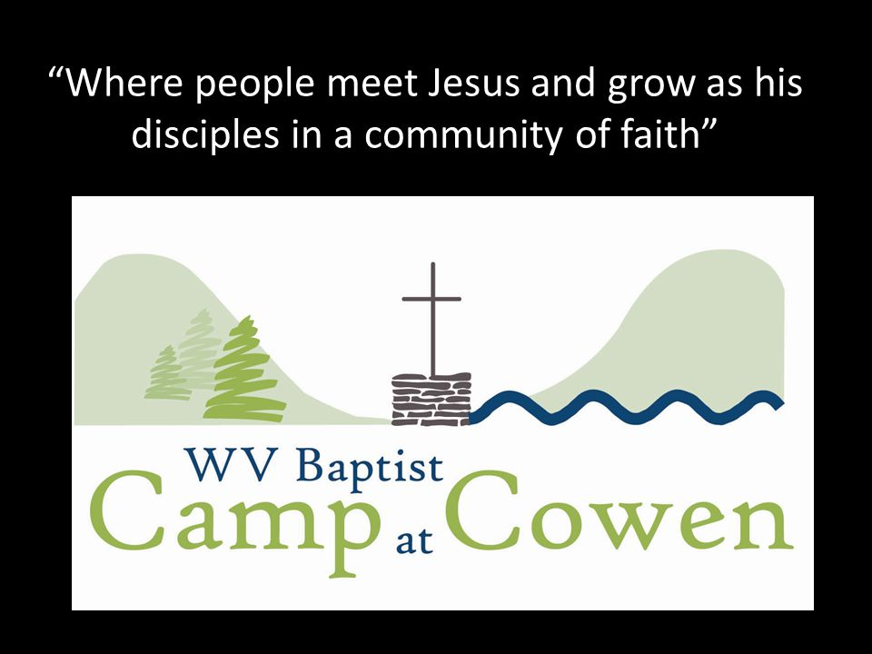 Where people meet Jesus and grow as his disciples in a community of faith