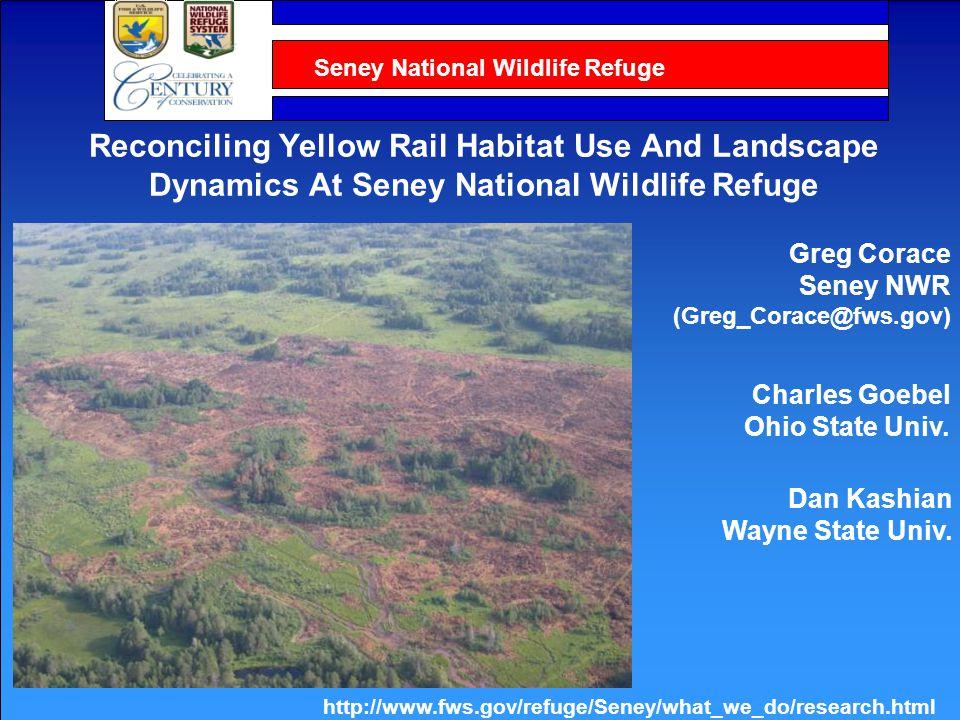 Seney National Wildlife Refuge Characteristics of the fire regime Drobyshev et al.