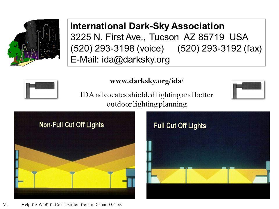 International Dark-Sky Association 3225 N.