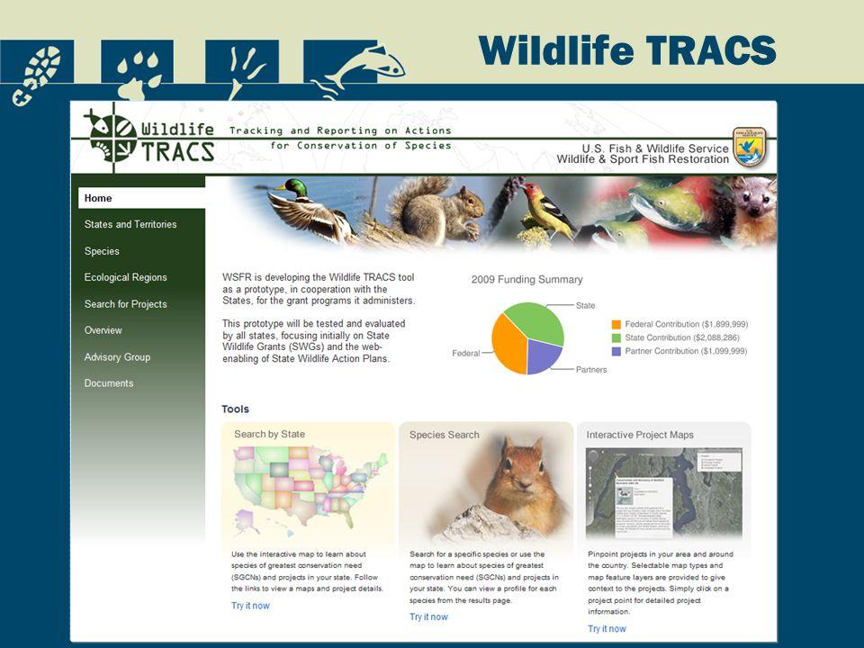 Wildlife TRACS