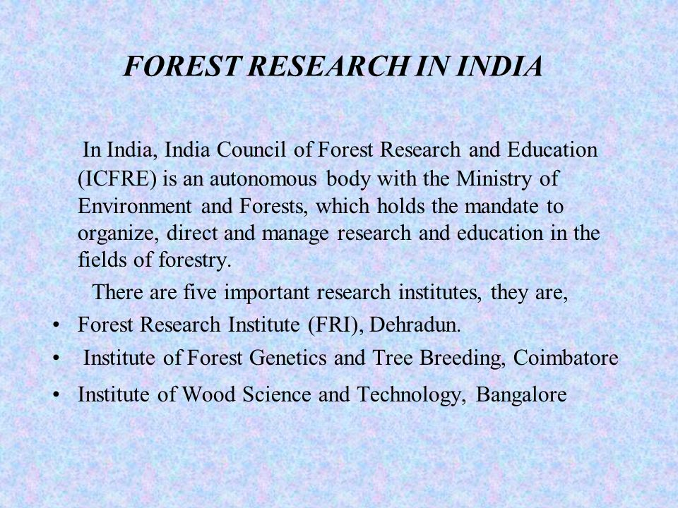 AFFORESTATION The development of forests on wastelands is usually known as afforestation In India, Wasteland Development Programme is being and overse