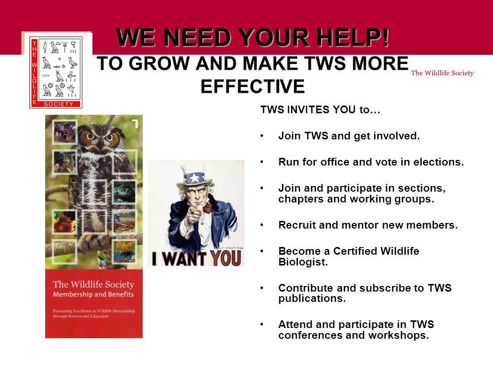 WE NEED YOUR HELP. WE NEED YOUR HELP.