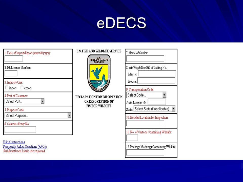 eDECS