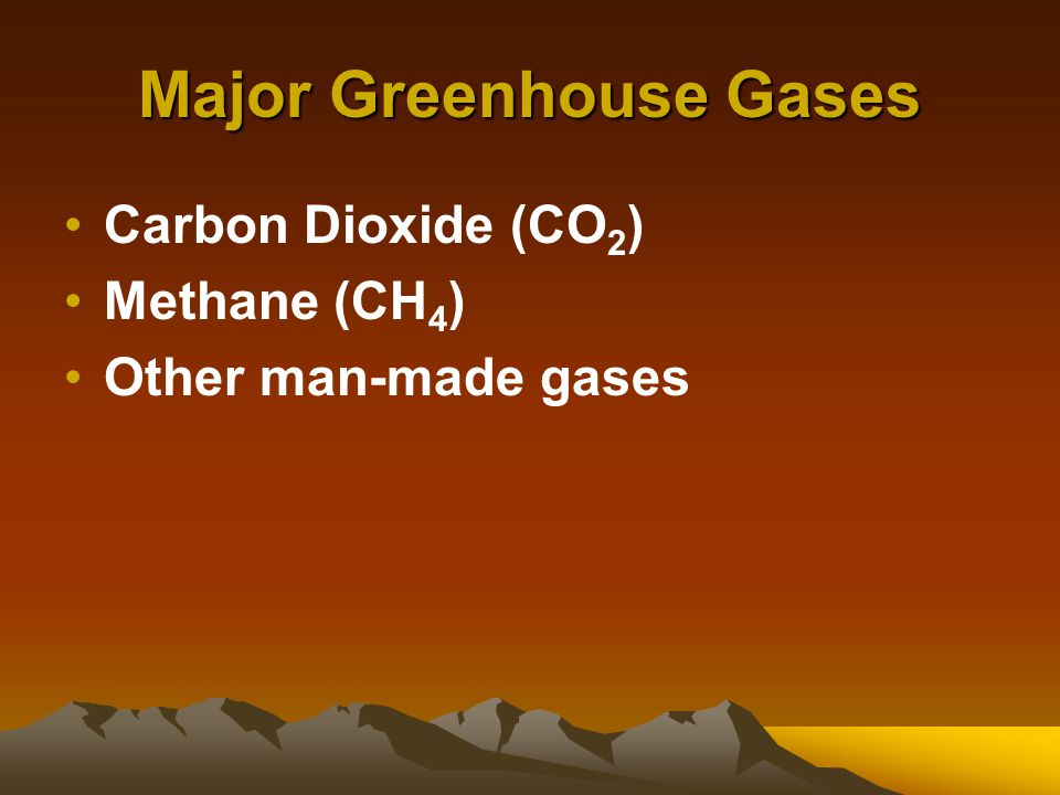 Energy Flow Some industries and nuclear plants have added thermal pollution to the environment. The release of some gases from the burning of fossil f