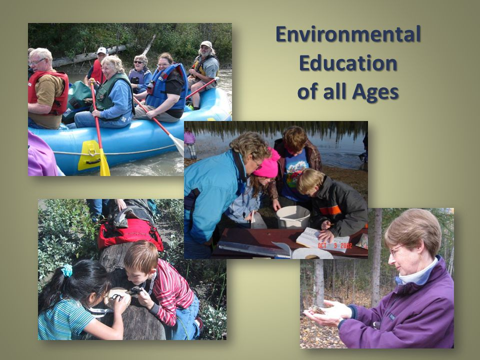 Environmental Education of all Ages