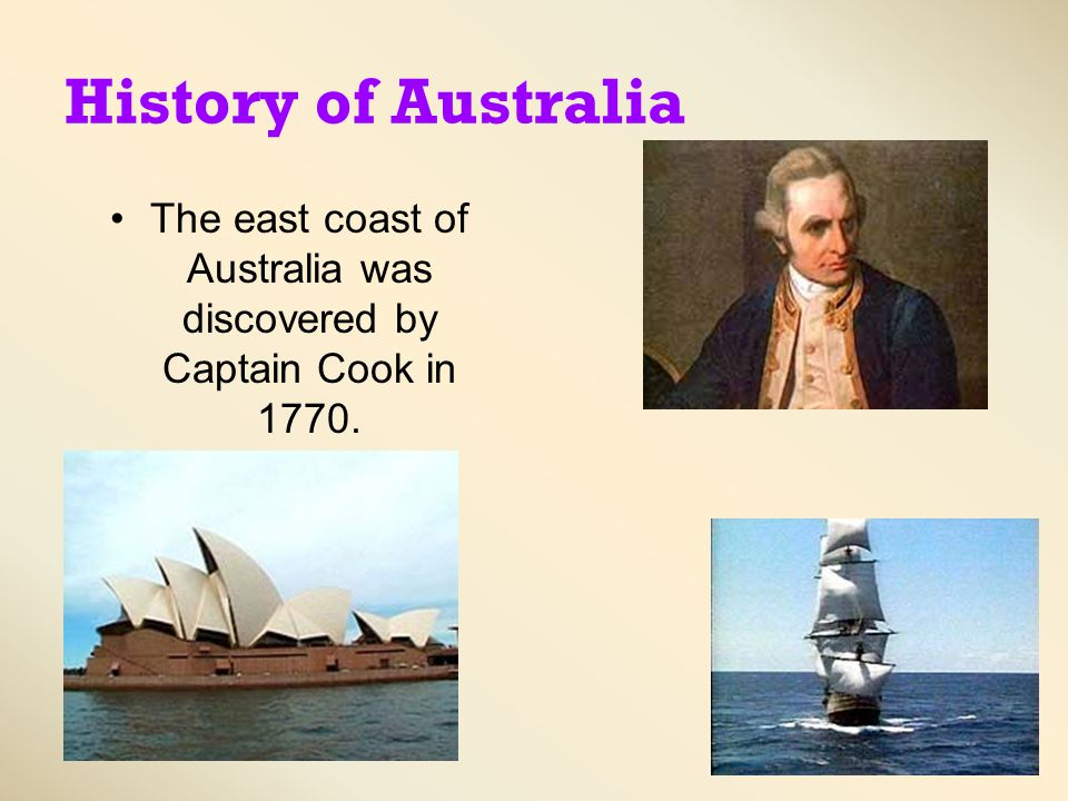 1.What part of Australia was first used as a colony.