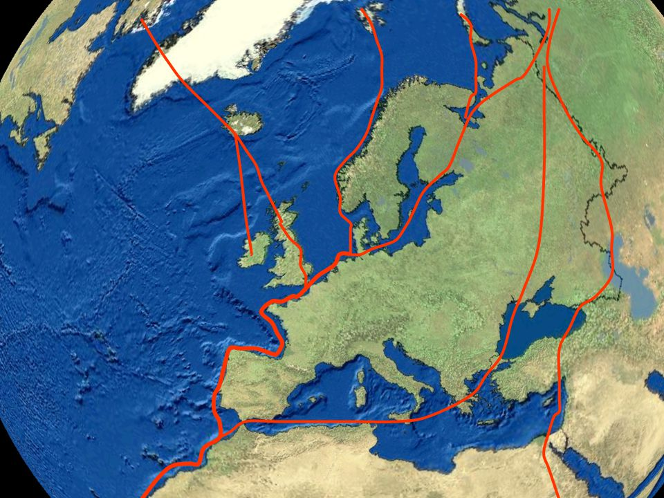 National Environmental Research Institute - DENMARK Department of Wildlife Ecology and Biodiversity autumn migration of land birds autumn migration of waterbirds spring migration of waterbirds Displacement of movement