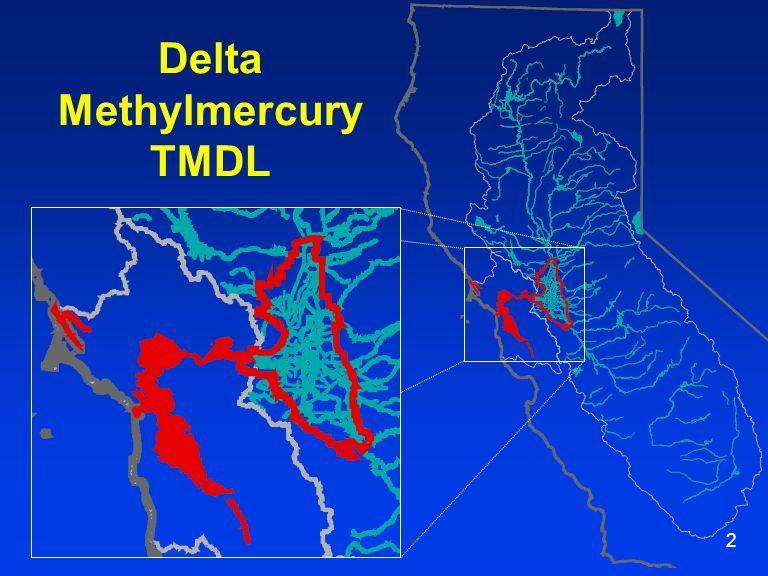 2 Delta Methylmercury TMDL