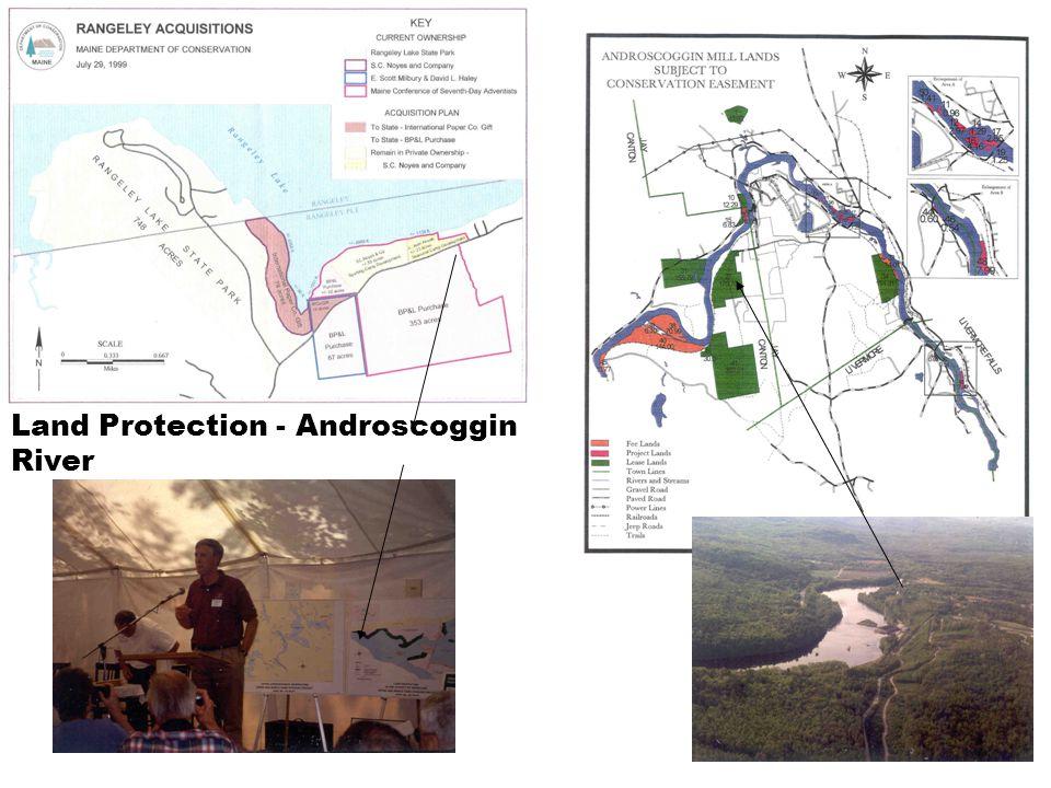 Land Protection - Androscoggin River