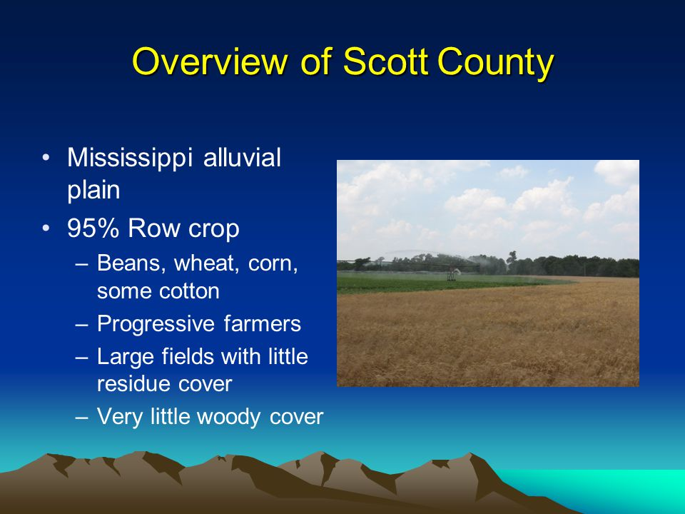 Wildlife Enhancements Up to $25/acre for maintaining wildlife habitat above the minimum quality criteria (WHAG score) $300/acre for leaving unharvested grain $15/acre for the whole field, when wildlife friendly field borders are in place These are annual payments and all enhancements combined can total $22,500 per year.