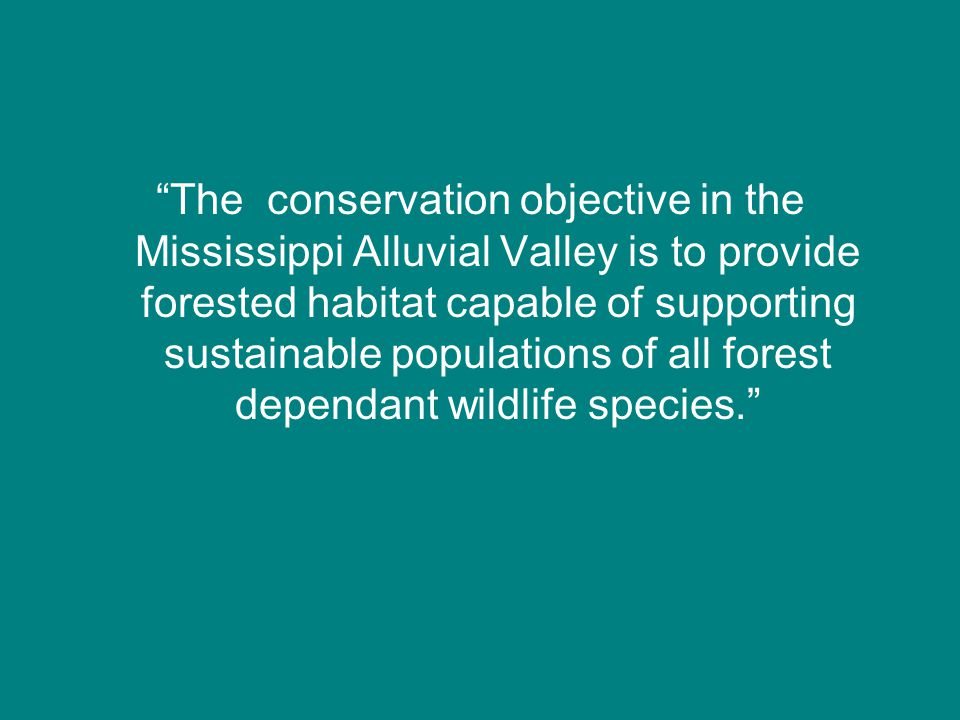 Wildlife Forestry Midstory and understory development Species richness Maintenance of shade-intolerant regeneration