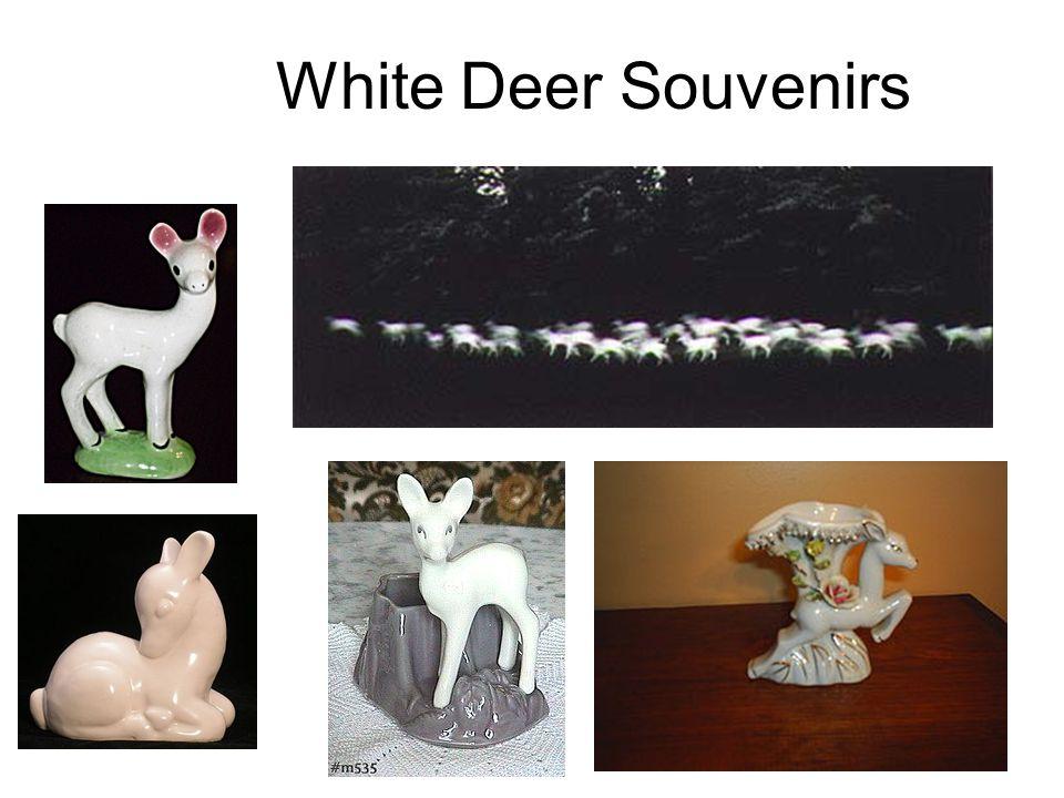 White Deer Souvenirs