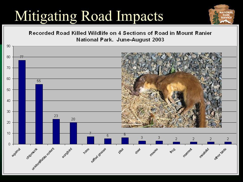 Mitigating Road Impacts
