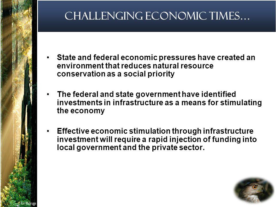4 Federal Economic Stimulus Package… For California… Health and Human Services - $11.5 billion Education - $10.9 billion Labor - $4.3 billion Infrastructure - $4 billion Housing - $629 million Public Safety - $400 million Energy and Climate Change - $295 million