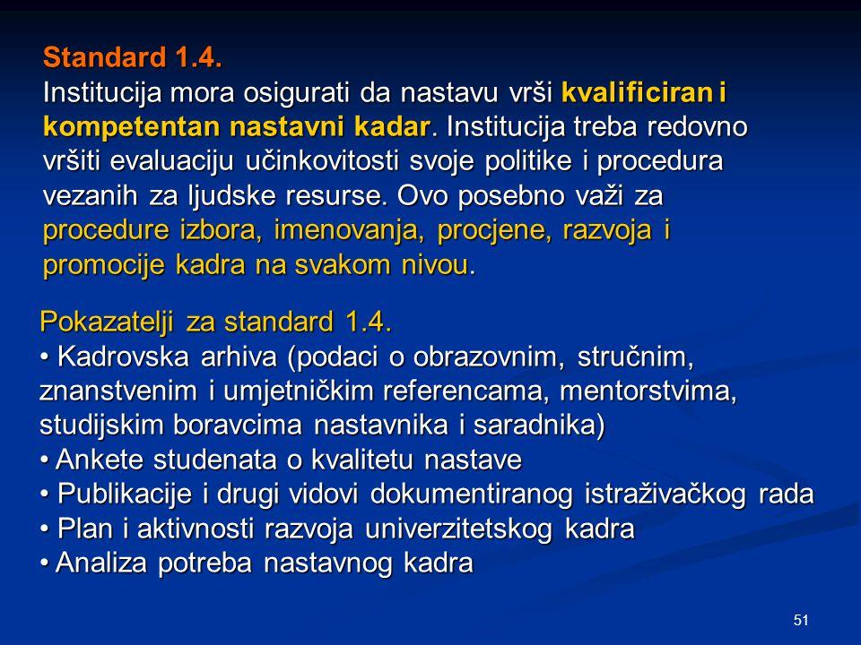 51 Standard 1.4.
