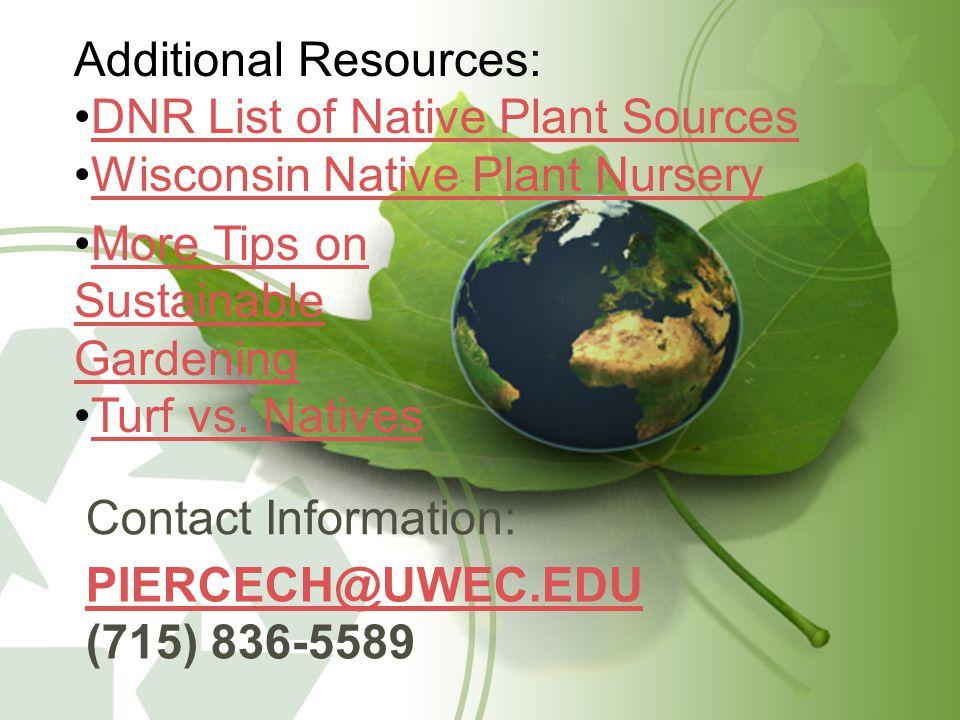 Native Third Ward Landscaping