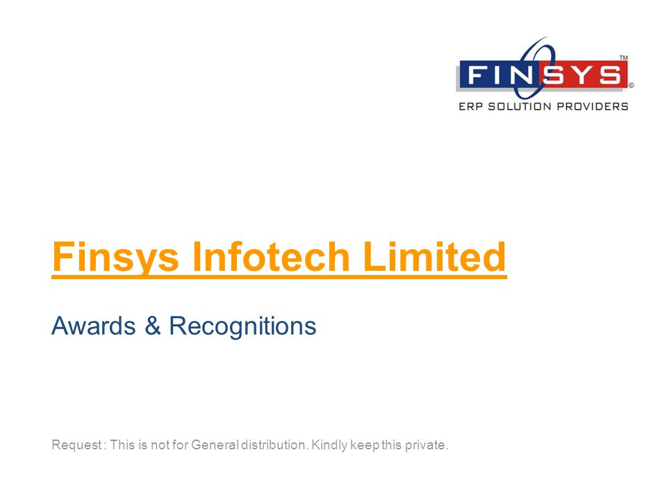 © 2007 Grant Thornton India Pvt. Ltd. All rights reserved. 2 DISA Award : All India Rank no 1