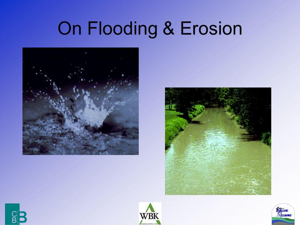 11 On Flooding & Erosion