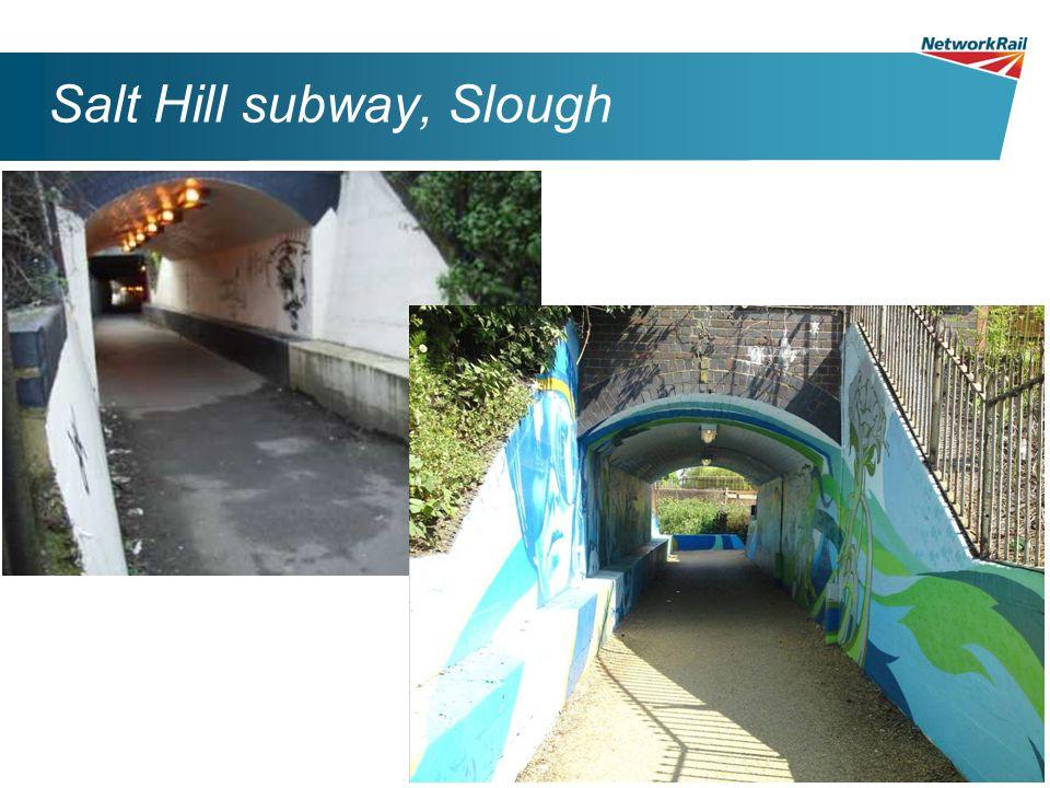 Salt Hill subway, Slough