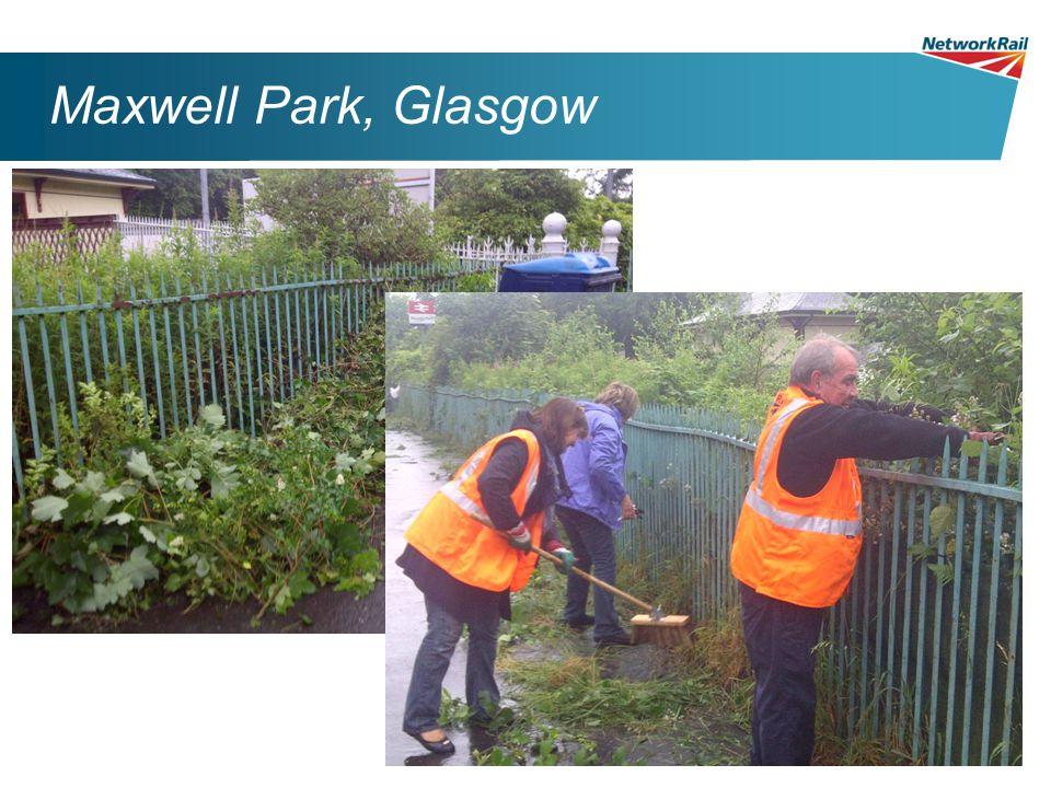 Maxwell Park, Glasgow