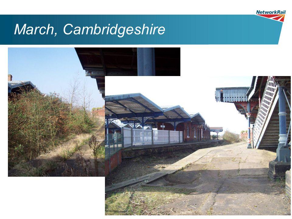 6 March, Cambridgeshire