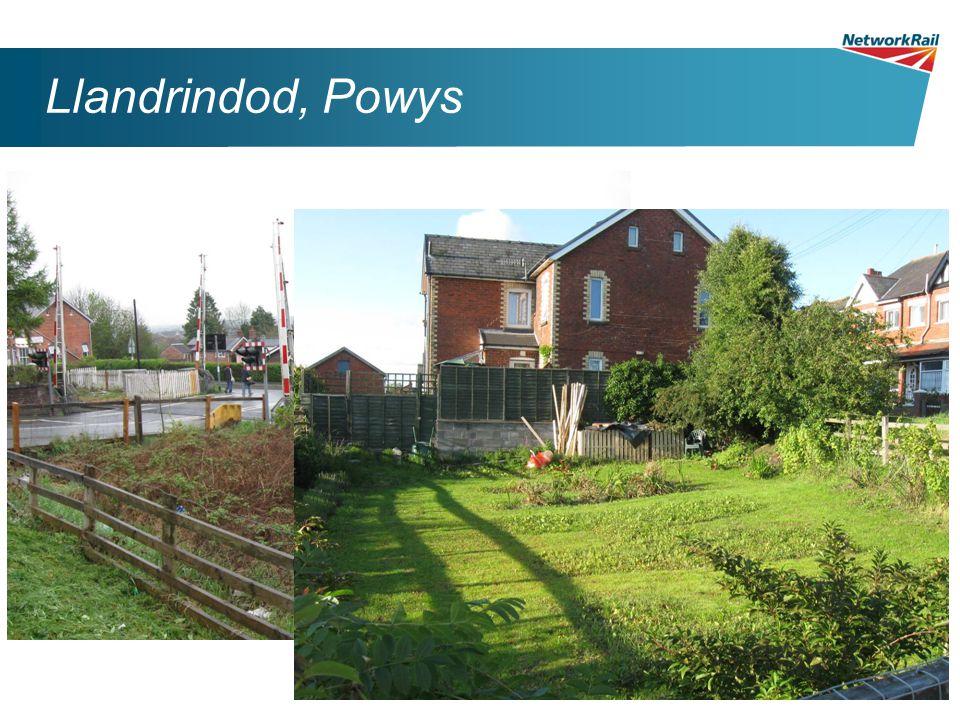 7 Llandrindod, Powys