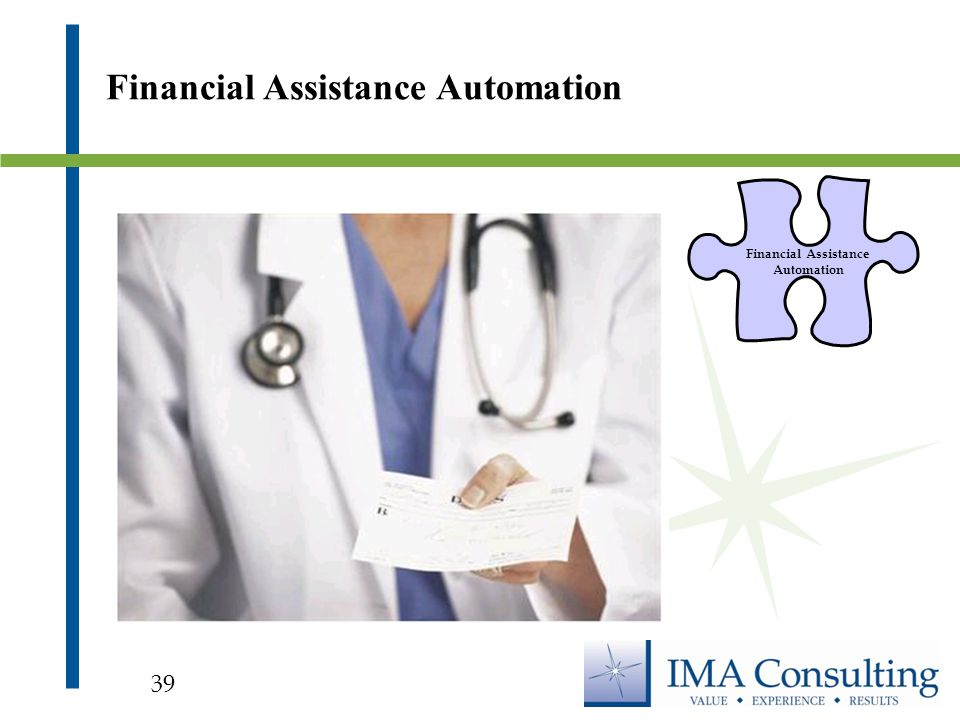 Financial Assistance Automation 39