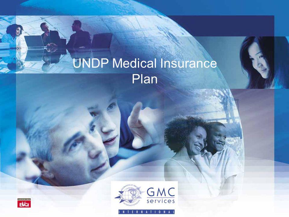 1 UNDP Medical Insurance Plan