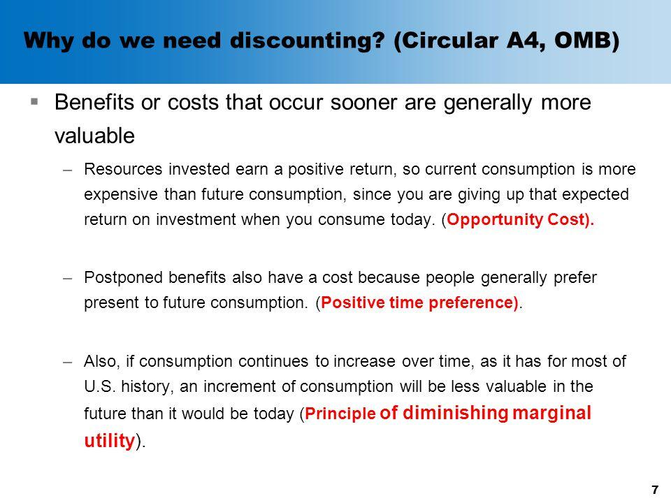 Readings on Benefit-Cost Analysis: Arrow et al.