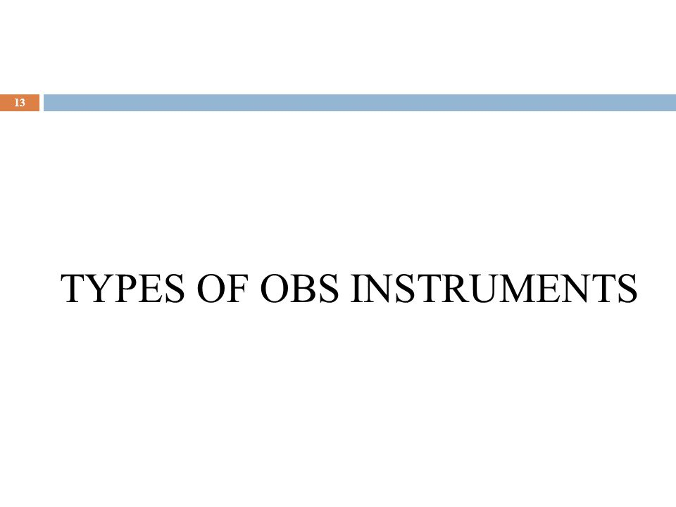 Types of OBS Activities 14 Schedule L : In 1983 banks began to submit Schedule L, on which they listed notional size and variety of their OBS activities, as a part of their quarterly reports.