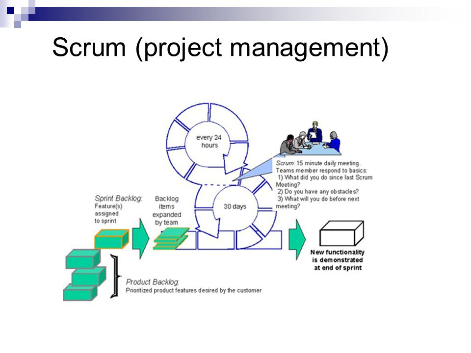 Scrum (project management)