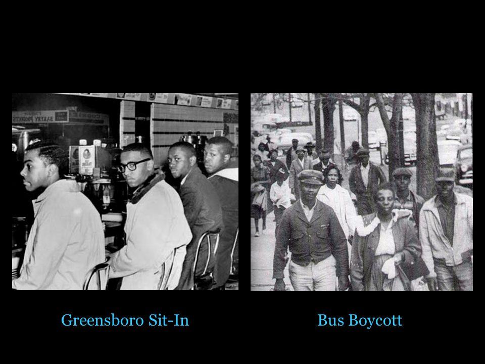 Greensboro Sit-InBus Boycott