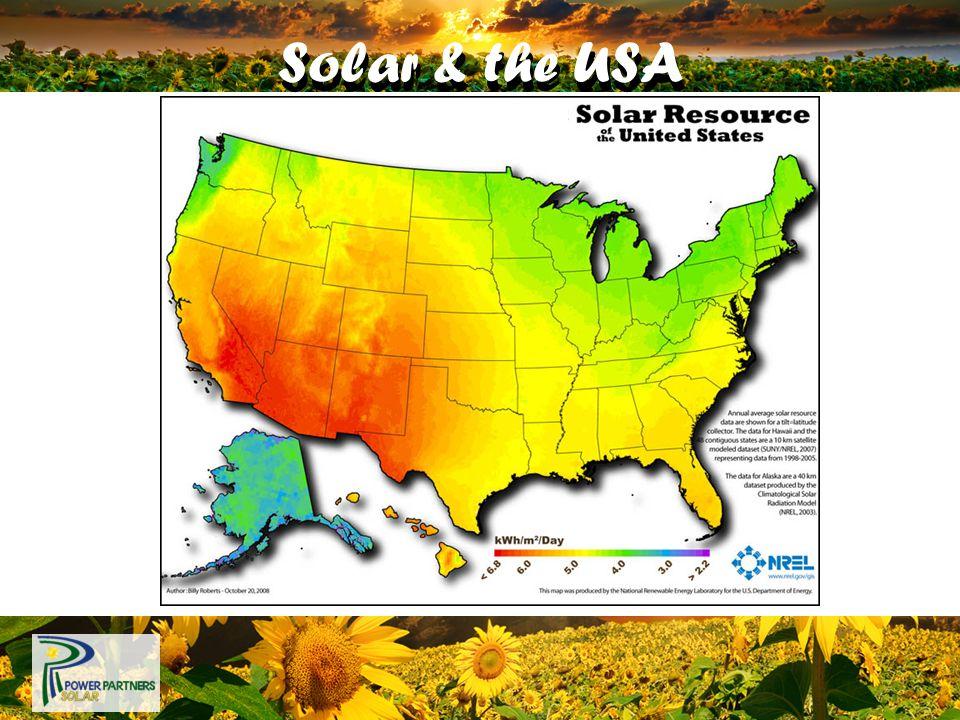 Solar & the USA